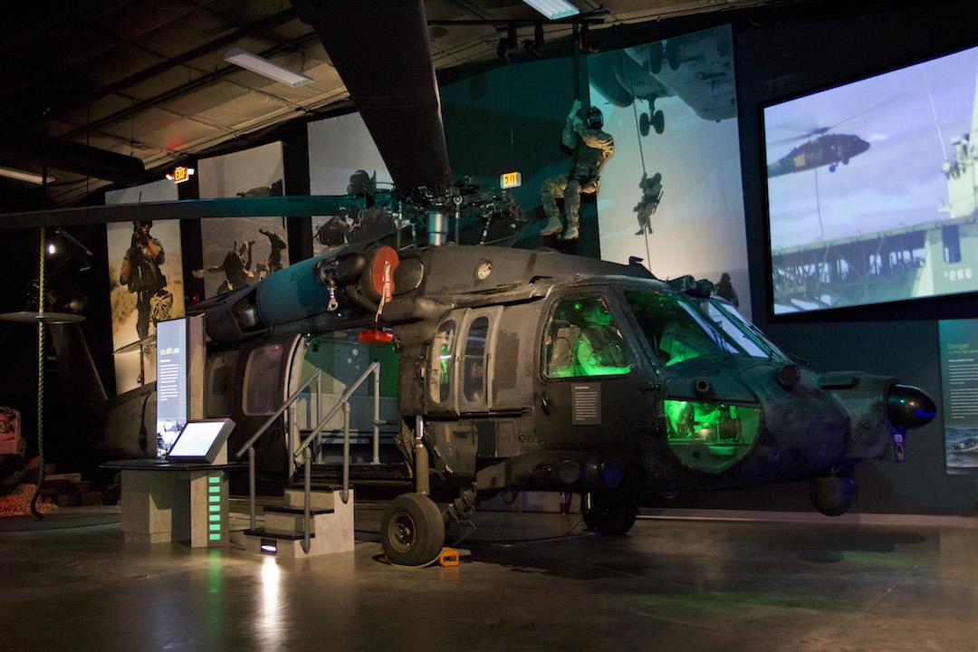 UDT Navy Seal Museum