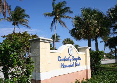 Kimberly Bergalis Memorial Park
