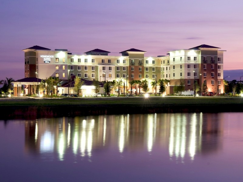 Homewood-Suites-Picture-with-Lake-at-Night-Small-Version