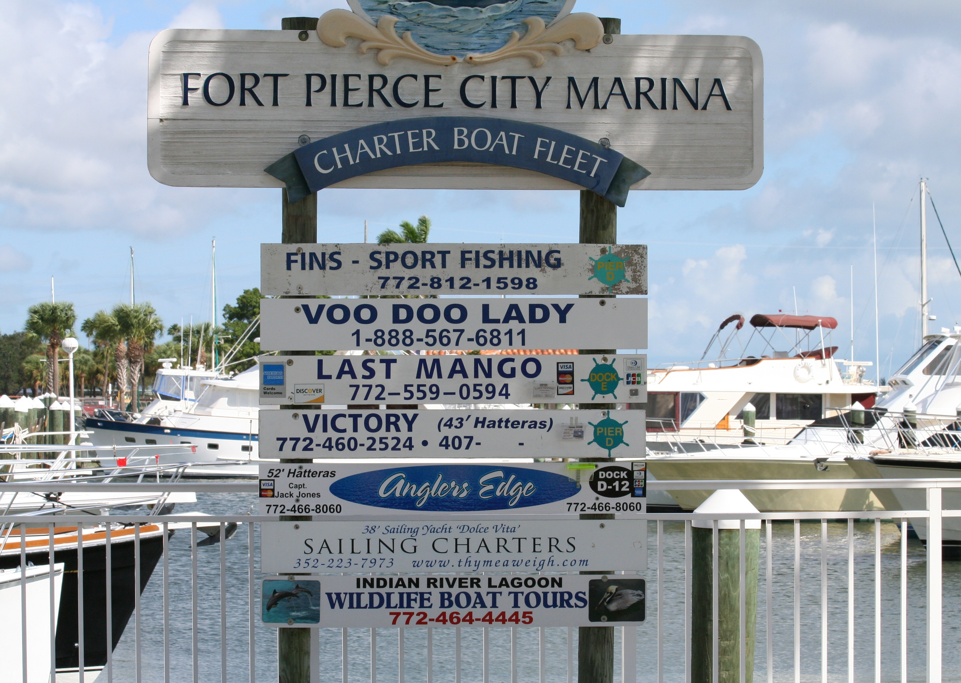 Fort pierce a top fishing town in florida visit st lucie for Fort pierce fishing