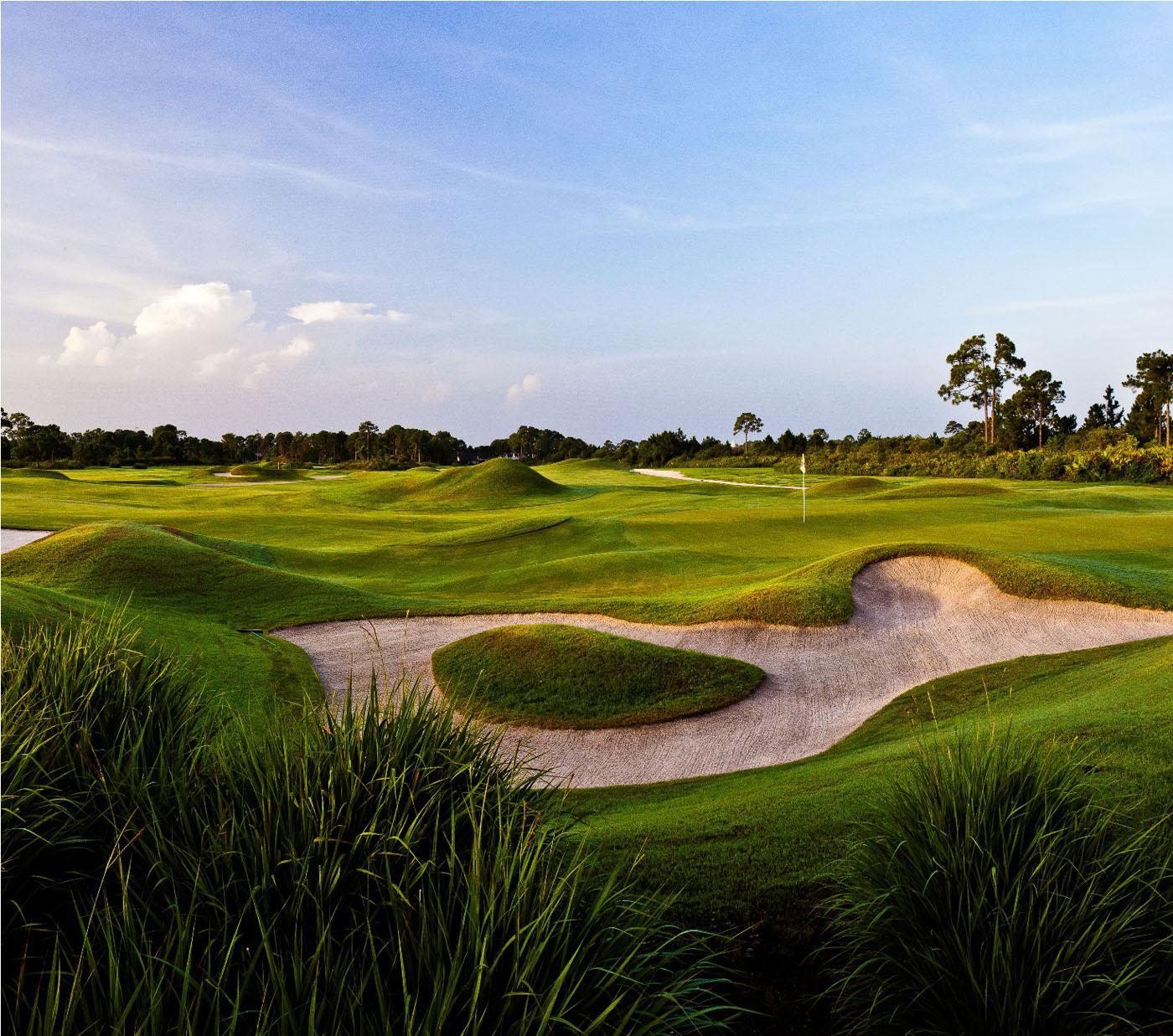 Golfing Paradise