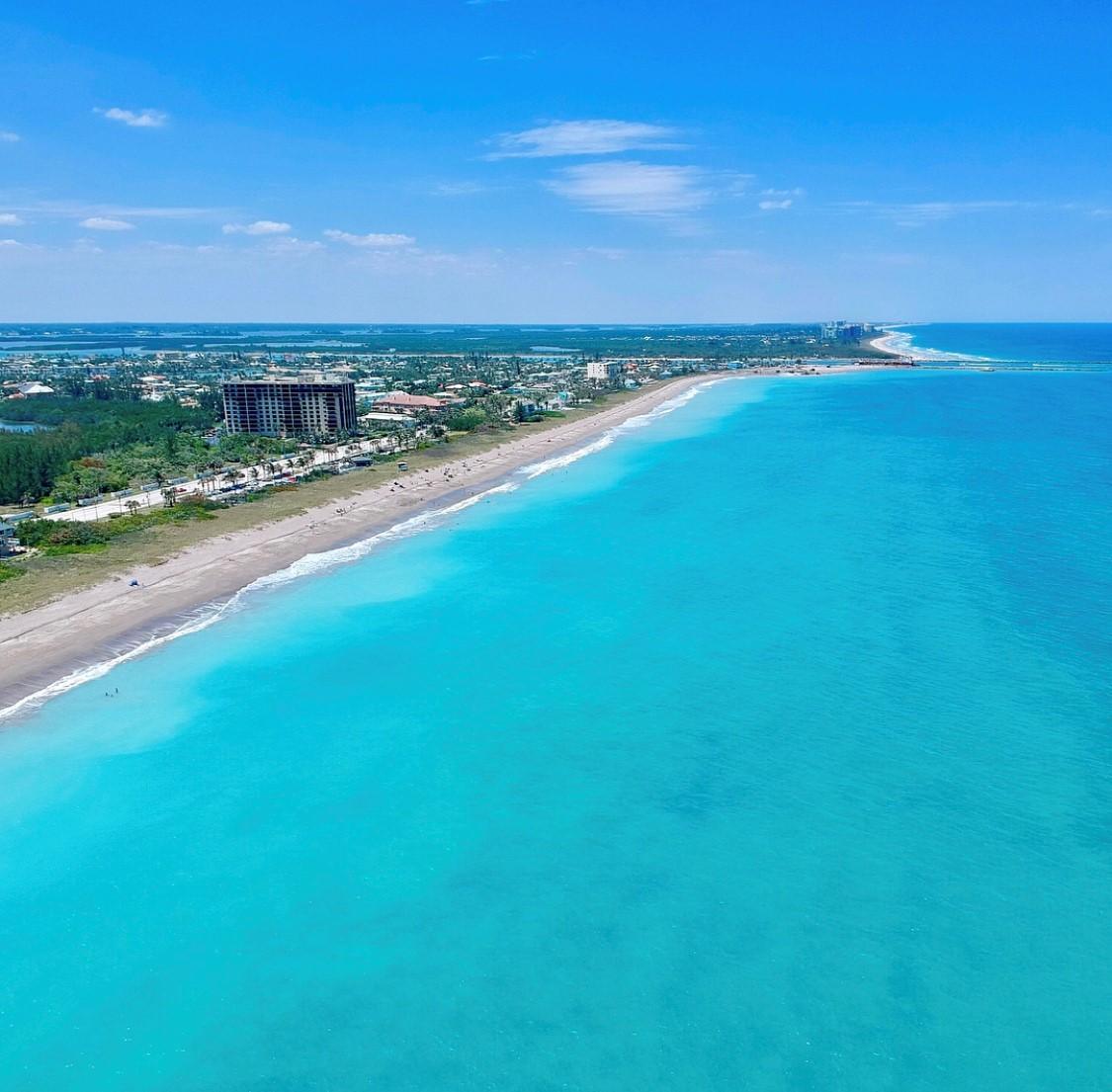 Beach Island: South Hutchinson Island Beach_Fort Pierce