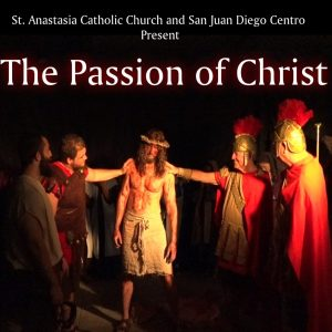 Passion of the Christ poster