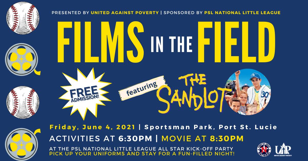 Films in the Field Flyer